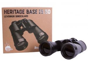 Levenhuk Heritage BASE 15x50 kétszemes távcső