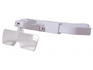 Levenhuk Zeno Vizor G5 nagyítószemüveg