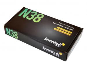 Előkészített Levenhuk N38 NG tárgylemezkészlet