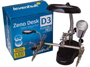 Levenhuk Zeno Desk D3 nagyító