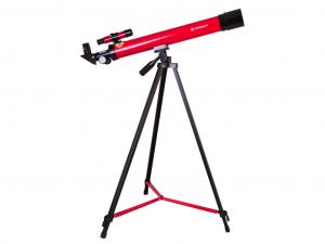 Bresser Junior Space Explorer 45/600 AZ teleszkóp, piros