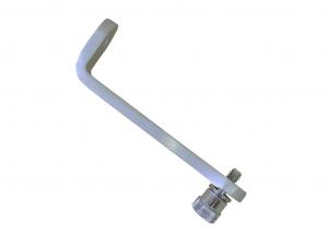 Bresser kétszemes távcső háromlábú állvány adaptere