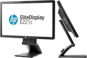 HP EliteDisplay E221c használt monitor