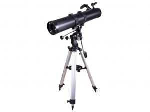Bresser Galaxia 114/900 teleszkóp okostelefon-adapterrel