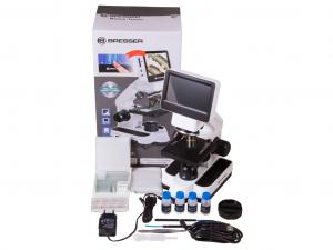 Bresser Biolux Touch mikroszkóp LCD érintőképernyővel