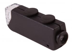 Bresser ТМ-145 LED 60x–100x zsebmikroszkóp