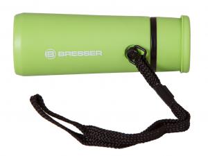 Bresser Topas 10x25 egyszemes távcső, zöld