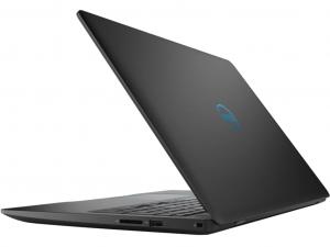 Dell G3 3579 3579FI7UE1 15.6 FHD IPS, Intel® Core™ i7 Processzor-8750H, 16GB, 256GB SSD+ 1TB HDD, NVIDIA GeForce GTX 1060 - 6GB, linux, fekete notebook