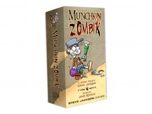 Munchkin - Zombik (magyar) 2017