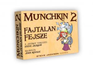 Munchkin 2 – Fajtalan fejsze (2018)