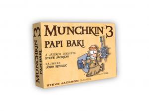 Munchkin 3 - Papi baki (2018)