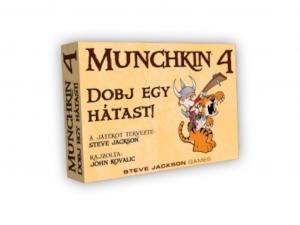 Munchkin 4 - Dobj egy hátast! (2016)