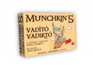 Munchkin 5 - Vadító vadírtó (2015)