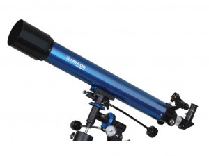Meade Polaris 90mm EQ refraktoros teleszkóp