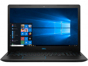Dell G3 3579 3579FI7WE1 15.6 FHD IPS, Intel® Core™ i7 Processzor-8750H, 16GB, 256GB SSD+ 1TB HDD, NVIDIA GeForce GTX 1060 - 6GB, win10, fekete notebook