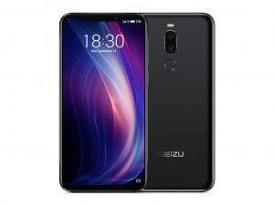 Meizu X8 64GB 4GB DualSim Fekete Okostelefon