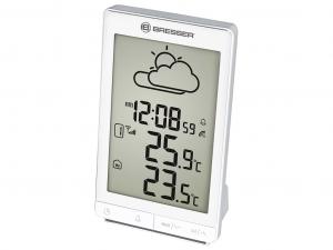 Bresser TemeoTrend STX RC időjárás állomás, fehér