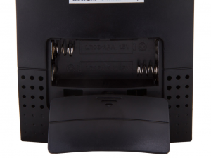 Bresser penészedés-riasztó higrométer, fekete