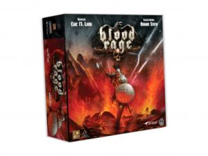 Blood Rage – Alapjáték Magyar kiadás