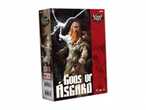 Blood Rage – Asgard Istenei