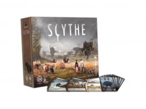 Scythe – 2. magyar kiadás promólapokkal