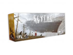 Scythe – Csapás a fellegekből (kiegészítő)