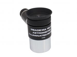 Meade 4000 sorozatú 12 mm 1,25 MA vezeték nélküli, megvilágított hajszálkeresztes, asztrometriai szemlencse