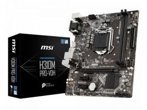 MSI H310M PRO-VDH PLUS alaplap - s1151, Intel® H310, mATX