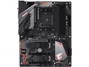 Gigabyte B450-AORUS-PRO alaplap - sAM4, AMD B450, ATX