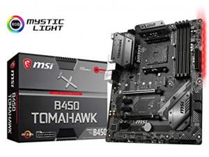 MSI B450 TOMAHAWK alaplap - sAM4, AMD B450, ATX