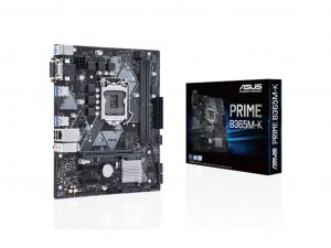 ASUS PRIME B365M-K alaplap - s1151, Intel® B365, mATX