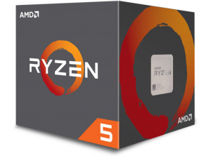 AMD Ryzen 5 2600X Hexa-Core™ 3.6GHz AM4 Processzor