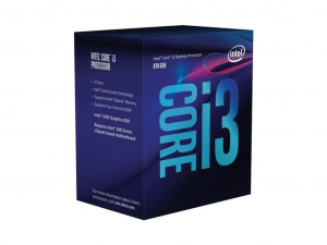 Intel® Core™ i3 Processzor-8100 OEM processzor - s1151, 3.6GHz, 6MB cache