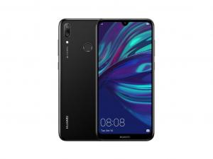Huawei Y7 (2019) 32GB 3GB DualSim Fekete Okostelefon
