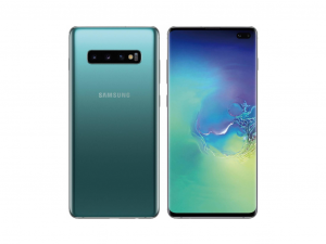 Samsung Galaxy S10 512GB 8GB DualSim Zöld Okostelefon