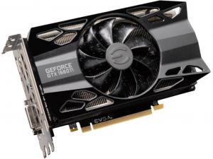 EVGA GeForce GTX 1660 TI 6GB GDDR6 videokártya