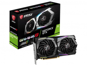 MSI GeForce GTX 1660 GAMING X 6G 6GB GDDR5 videokártya