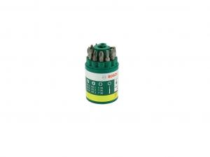 Bosch 10 részes csavarozófej-készlet