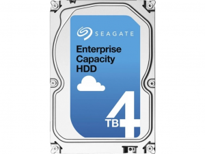 Seagate Enterprise Capacity 3.5 4TB 7200rpm 128MB SATA3 ST4000NM0035