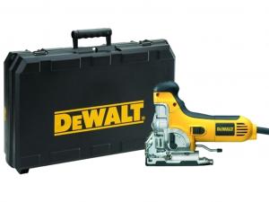 DeWALT DW333K-QS 701W-os gépfogantyús dekopírfűrész kofferben