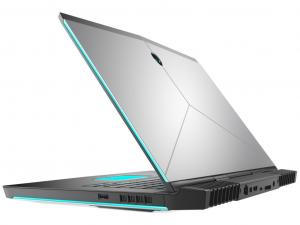 Dell Alienware 15 - 15.6 FHD, Intel® Core™ i5 Processzor-8300H, 8GB, 128GB SSD + 1TB HDD, GTX 1060 - 6GB, killer wifi, Win10H, UK KB, Ezüst notebook