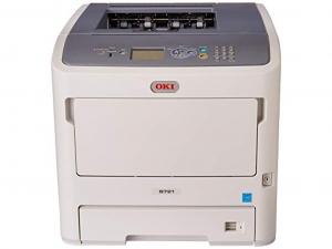 Oki B721DN fekete-fehér LED nyomtató
