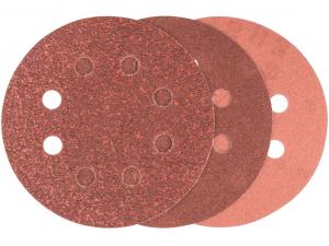 Bosch 6 részes csiszolólapkészlet excentercsiszolókhoz Ø 125 mm