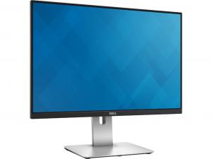 DELL U2415 moitor - 1920X1200, 1000:1, 300CD, 6MS, HDMI,MiniDP,DP fekete