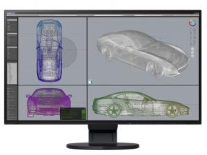 EIZO 27 EV2785-BK EcoView Ultra-Slim monitor