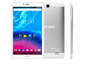 Archos Core™ 70 V2 tablet, 7, QuadCore, 16GB, 1GB, 3G, ezüst