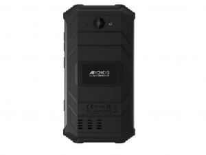 Archos Saphir 50X strapabíró okostelefon, 5, QuadCore, 2GB, 16GB, 4G, fekete