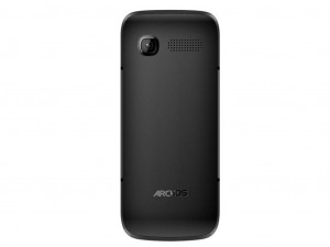 Archos Access 18F telefon, 1.8, BlueTooth, dualSIM, fekete