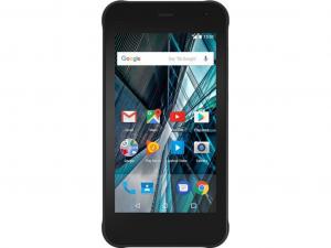 Archos Sense 47X strapabíró okostelefon, 4.7, QuadCore, 1GB, 16GB, 4G, fekete