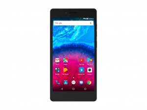 Archos Core™ 50 okostelefon, 5, QuadCore, 2GB, 16GB, 4G, fekete